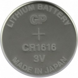 GP Knoopcel Batterij CR1616 - image #3
