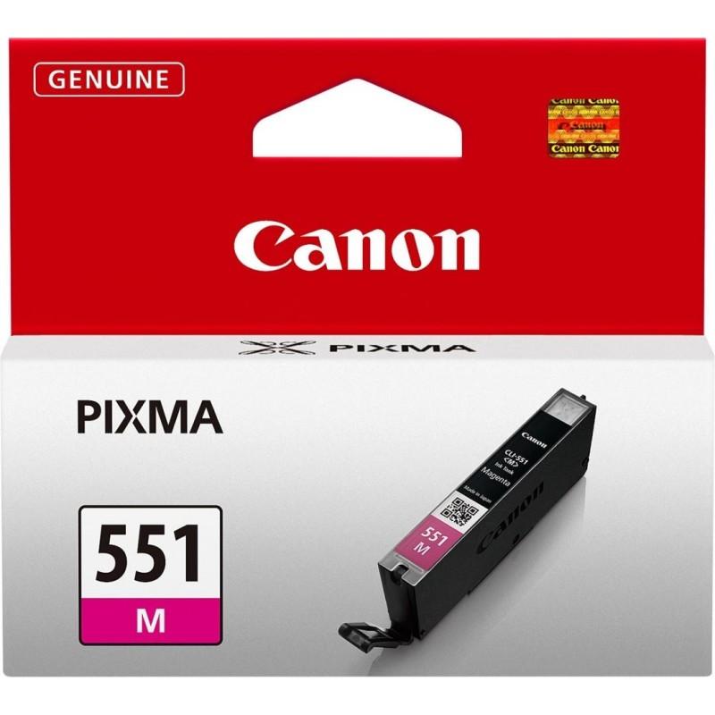 Canon CLI-551M Inktcartridge - Magenta - image #1