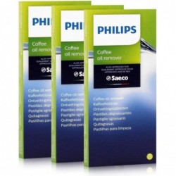 Philips Saeco CA6704/10 - Reinigingstabletten - Koffiemachinereiniger - 3 x 6 stuks - image #1