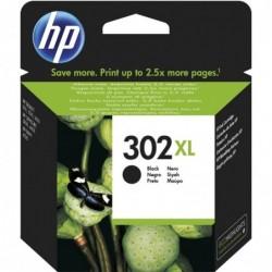 HP 302XL Inktcartridge - Zwart - image #1