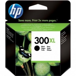 HP 300XL Inktcartridge - Zwart - image #1
