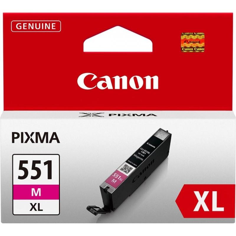 Canon CLI-551M XL Inktcartridge - Magenta - image #1