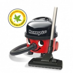 Numatic Stofzuiger Henry Micro HVR200 Anti-Allergie - Rood - image #2