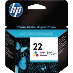 HP 22 Inktcartridge - Kleur - image #1