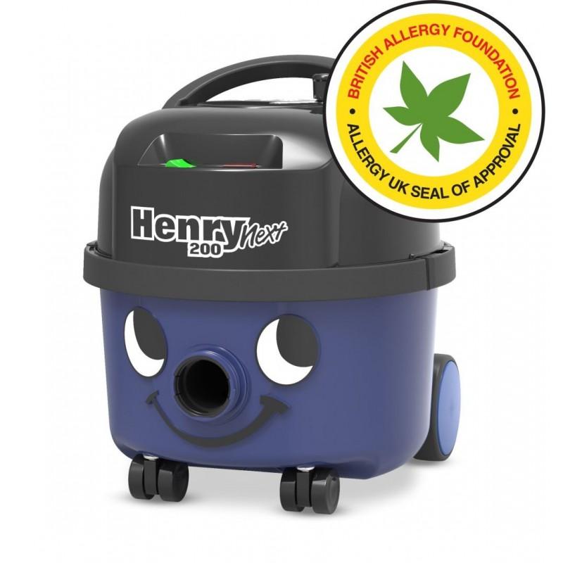 Numatic Stofzuiger Henry Next HEPA H12 - Royal Blue - image #1