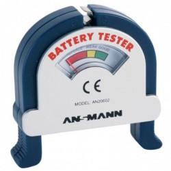 Ansmann Universele Batterijtester - image #1