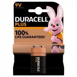Duracell Plus Alkaline 9V Batterij - image #1