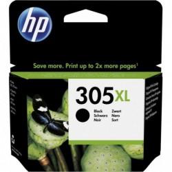 HP 305XL Inktcartridge - Zwart - image #1