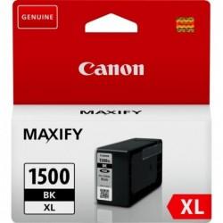 Canon PGI-1500BK XL Inktcartridge - Zwart - image #1