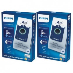 Philips S-Bag FC8021 - Stofzuigerzakken - 8 stuks - image #1