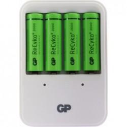 GP Batterijlader PB420GS incl. 4x AA 2000mah - image #4