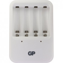 GP Batterijlader PB420GS incl. 4x AA 2000mah - image #6