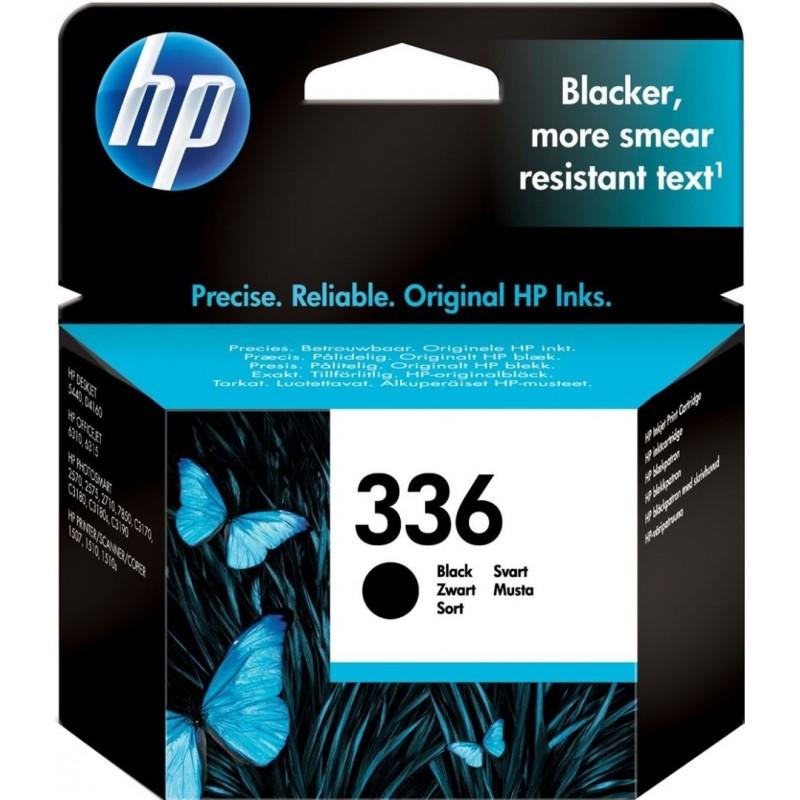 HP 336 Inktcartridge - Zwart - image #1