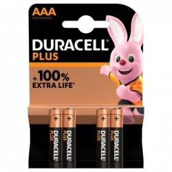 Duracell Plus Alkaline AAA Batterijen - image #1