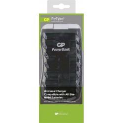 GP Batterijlader PB19 voor AA-AAA-C-D-9V - image #1