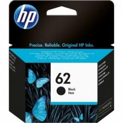 HP 62 Inktcartridge - Zwart - image #1
