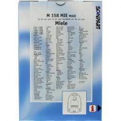 CleanBag M158MIE Maxi - Stofzuigerzakken - 12 stuks - image #2