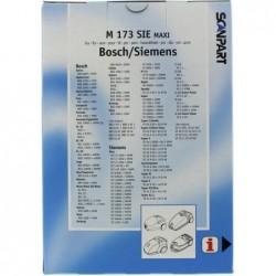 CleanBag M173SIE Maxi - Stofzuigerzakken - 12 stuks - image #2