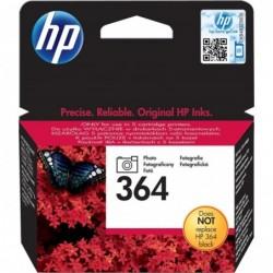 HP 364 Inktcartridge - Foto zwart - image #1