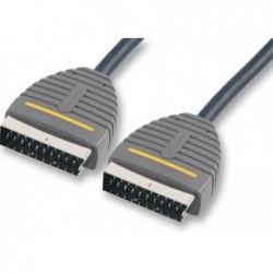 Bandridge Scart Kabel 10 Meter (21-pins) - image #2