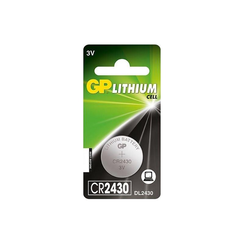 GP Knoopcel Batterij CR2430 - image #1