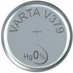 Varta Horlogebatterij V379 / SR63 / SR521SW - image #2