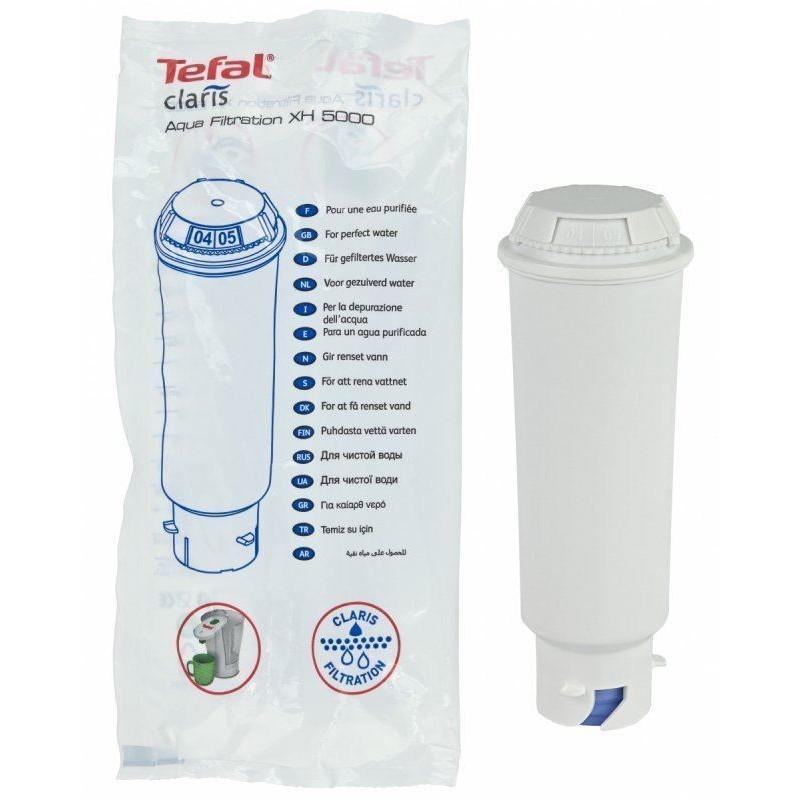 Tefal Claris Waterfilter XH5000 voor Koffiemachines - 1 Stuk - image #1