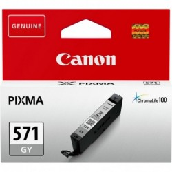 Canon CLI-571GY Inktcartridge - Grijs - image #1