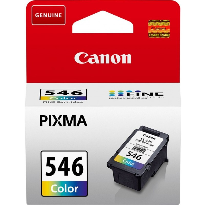 Canon CL-546 Inktcartridge - Kleur - image #1