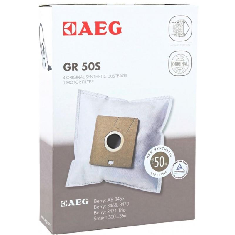 AEG GR50S - Stofzuigerzakken - Berry, Smart 3 - 4 stuks - image #1