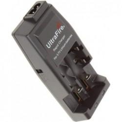 Ultrafire Oplader voor 18650, 3,7V Lio-ion Batterijen - image #1