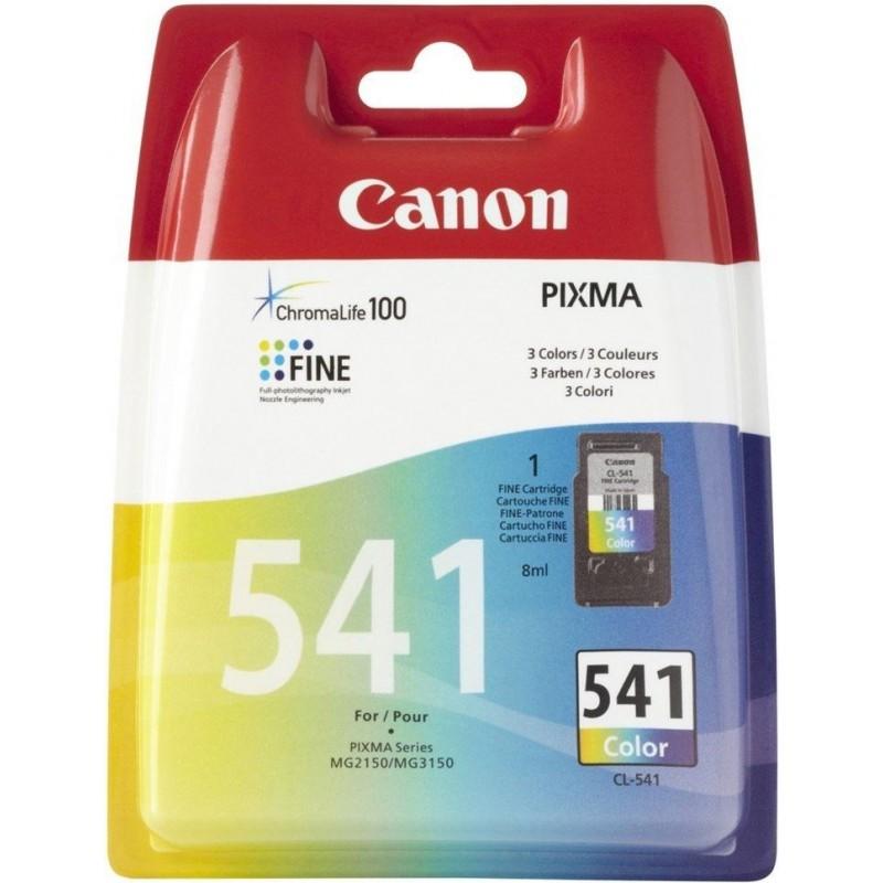 Canon CL-541 Inktcartridge - Kleur - image #1