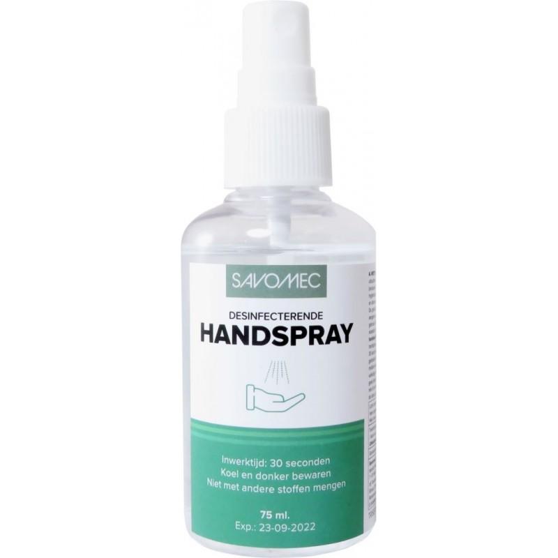 Handalcoholspray 75ml Ethanol - image #1