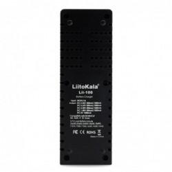 LiitoKala Enkelvoudige Oplader voor 3.6V & 37V Li-ion Batterijen - image #4