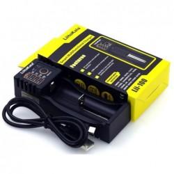 LiitoKala Enkelvoudige Oplader voor 3.6V & 37V Li-ion Batterijen - image #5