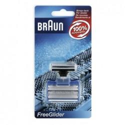 Braun Scheerblad FreeGlider met Messenblok - image #1