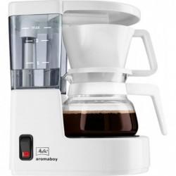 Melitta Aromaboy Koffiezetapparaat - 2 Kops Wit - image #1