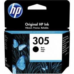 HP 305 Inktcartridge - Zwart - image #1
