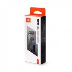 JBL Oordopjes met Microfoon - T110 Zwart - image #4