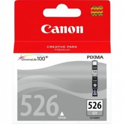 Canon CLI-526GY Inktcartridge - Grijs - image #1