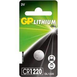 GP Knoopcel Batterij CR1220 - image #1