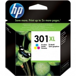 HP 301XL Inktcartridge - Kleur - image #1