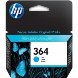 HP 364 Inktcartridge - Cyaan - image #1