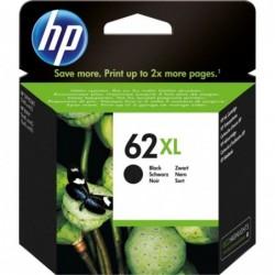 HP 62XL Inktcartridge - Zwart - image #1