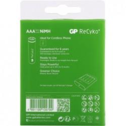 GP Oplaadbare Huistelefoon Batterijen AAA 650mah A2 - image #2