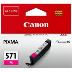 Canon CLI-571M Inktcartridge - Magenta - image #1