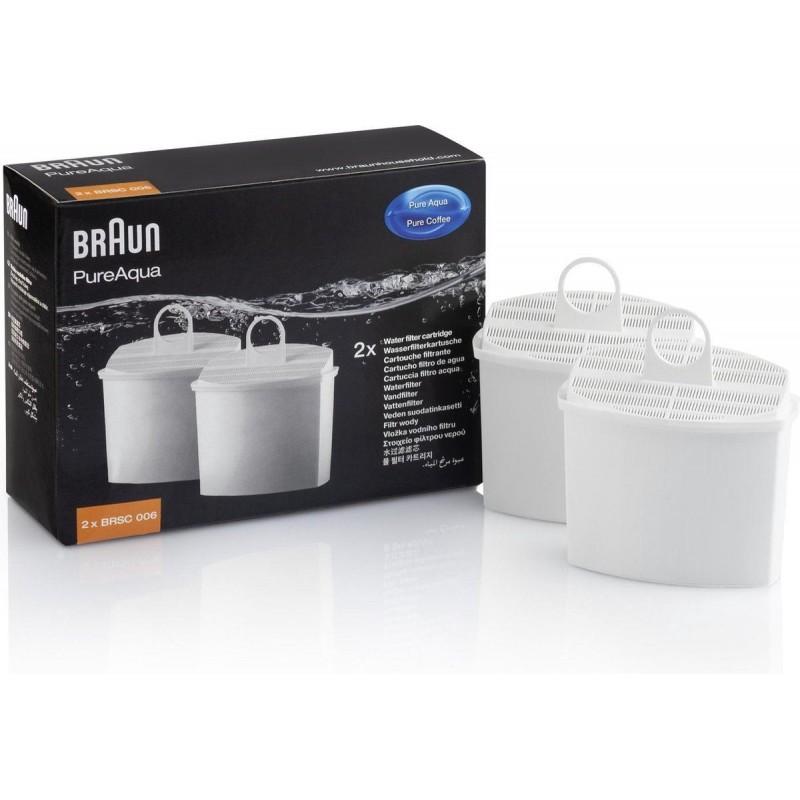 Braun PureAqua Waterfilter KWF2 - 2 stuks - image #1