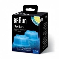 Braun Reinigingsvloeistof Clean & Renew Cartridges - 2 Stuks - image #3