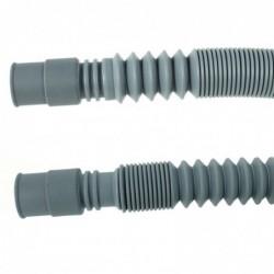 Scanpart Afvoerslang 1,2-4m Uittrekbaar - 19x22mm - image #2