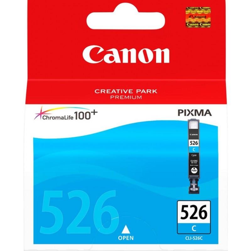 Canon CLI-526C Inktcartridge - Cyaan - image #1